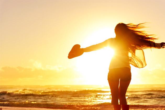 13 astuces pour mettre du positif dans son été. Soyez détendu et relaxé cet été avec 10 habitudes ! Revolution positive