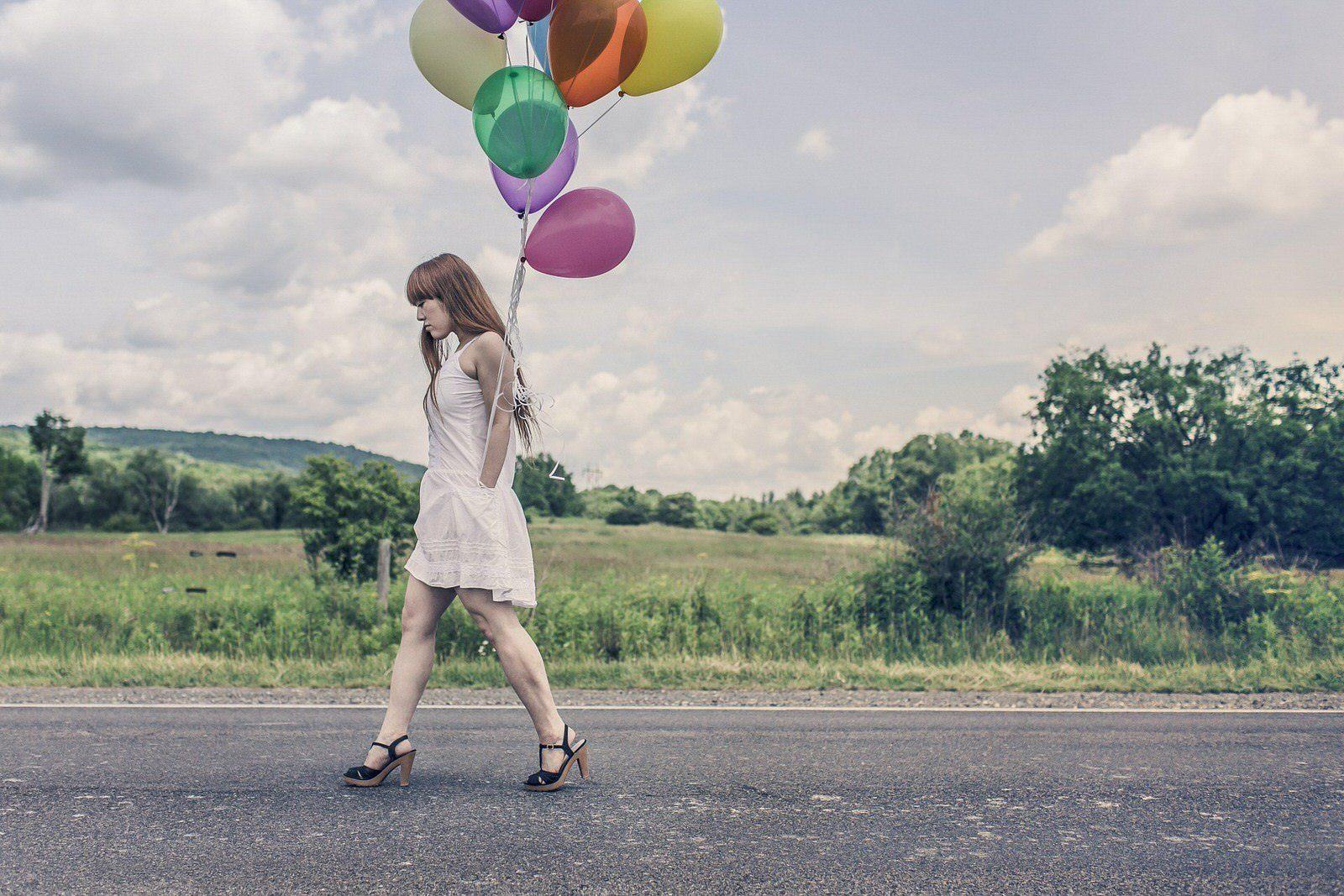 Comment lâcher prise avec la métaphore du ballon gonflable ?
