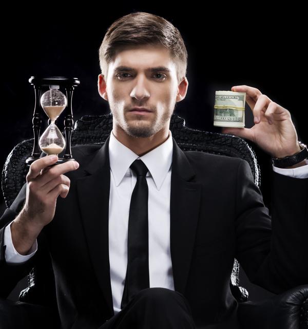 Le temps c'est de l'argent ? Vous avez tout faux. Le temps est bien plus que de l'argent. Le temps, c'est la vie et le bonheur. Gerez votre temps pour profitez de la vie avant qu'il ne soit trop tard !