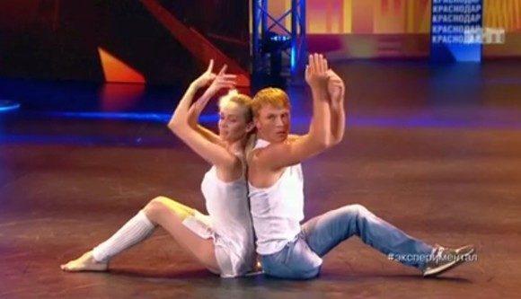 evgeny smirnov danseur avec une jambe en moins