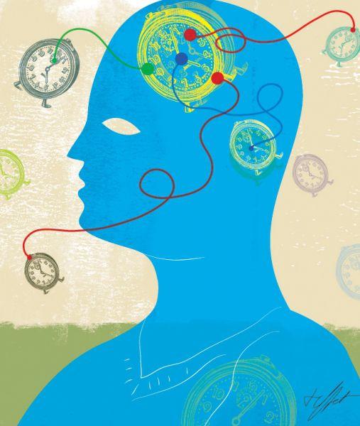 Il est important de respecter le rythme biologique du corps, le rythme circadien.