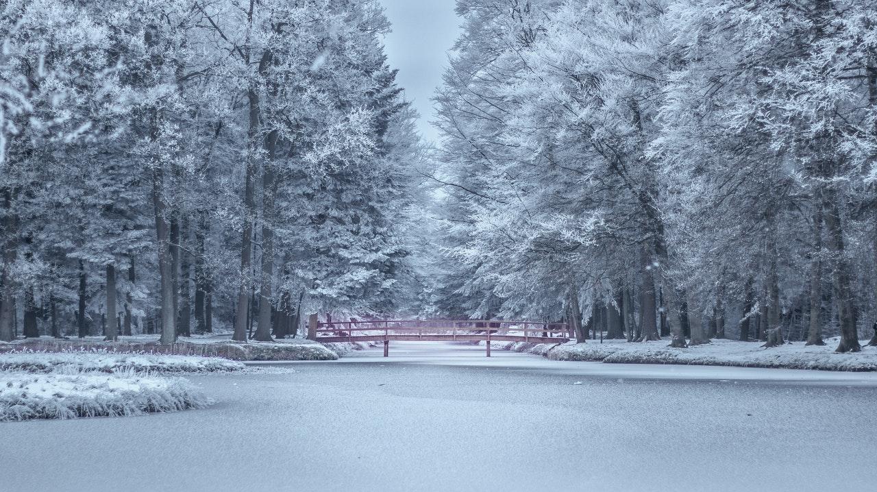 Temps d'hiver - Comment être positif en hiver ?