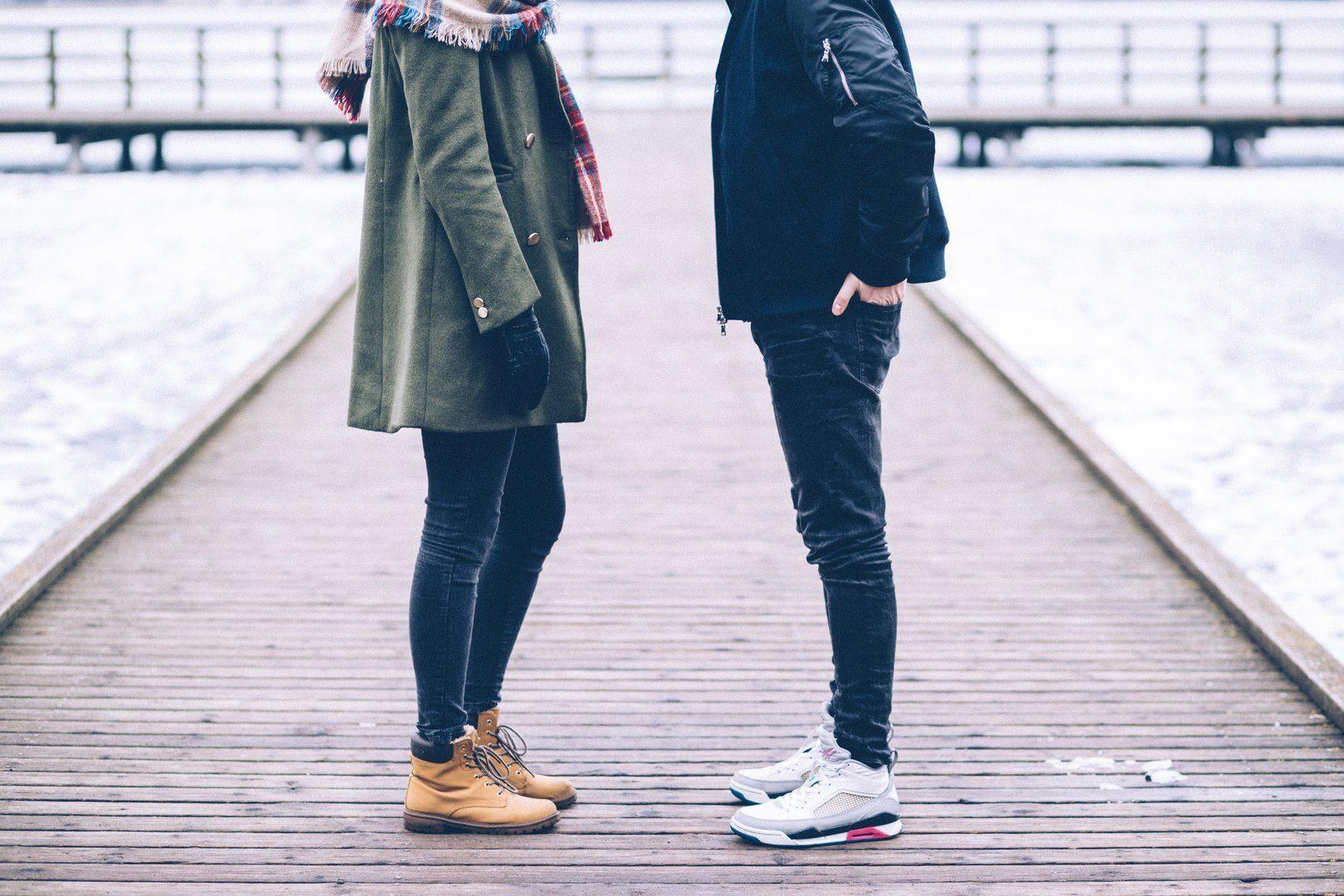 Quatrième secret des couples épanouis: ils savent rompre