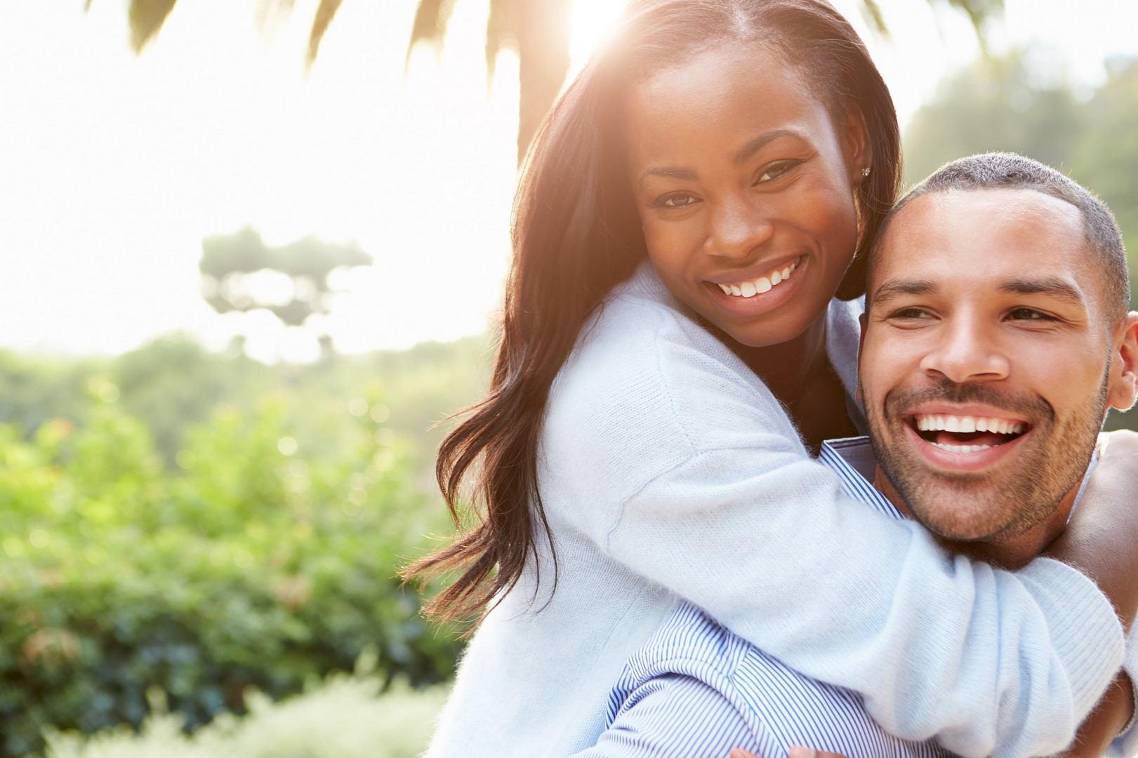 Troisième secret des couples épanoui: ils s'aiment. L'amour.