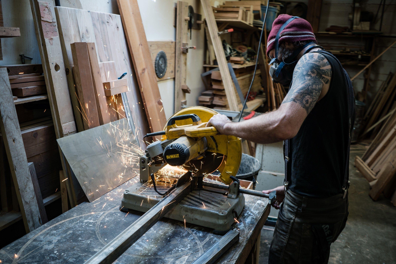 Entreprise de fabrication de bois