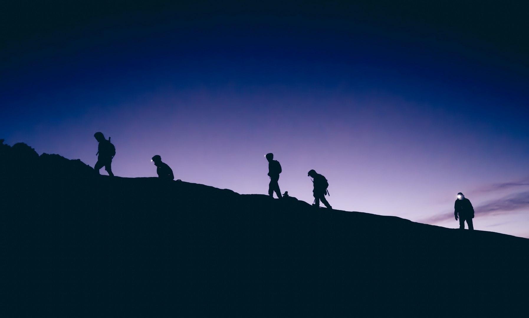 L'importance de se focaliser sur le progrès et non sur l'objectif pour être plus résilient dans sa vie. Focalsiez vosu sur le chemin, le voyage et non la destination.