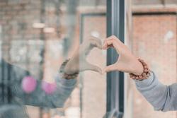 Bénéfices de l'autocompassion. Coeur