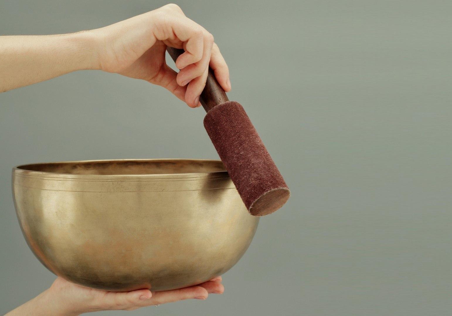 comment utiliser un bol tibétain ? tutoriel