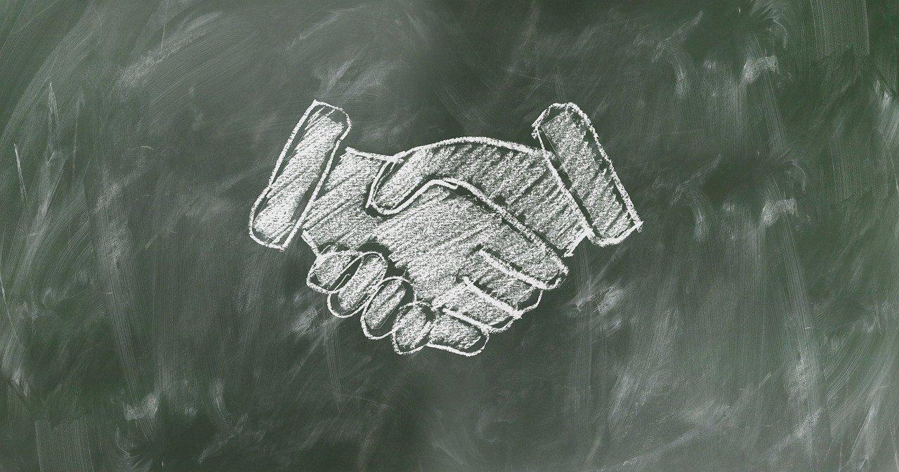 Passer un accord avec soi-même pour être en harmonie et heureux.
