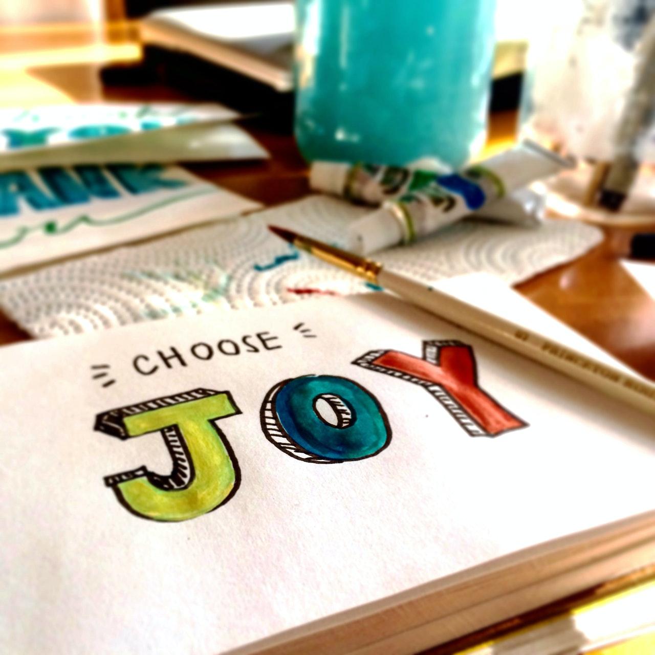 Comment être joyeux et choisir la joie