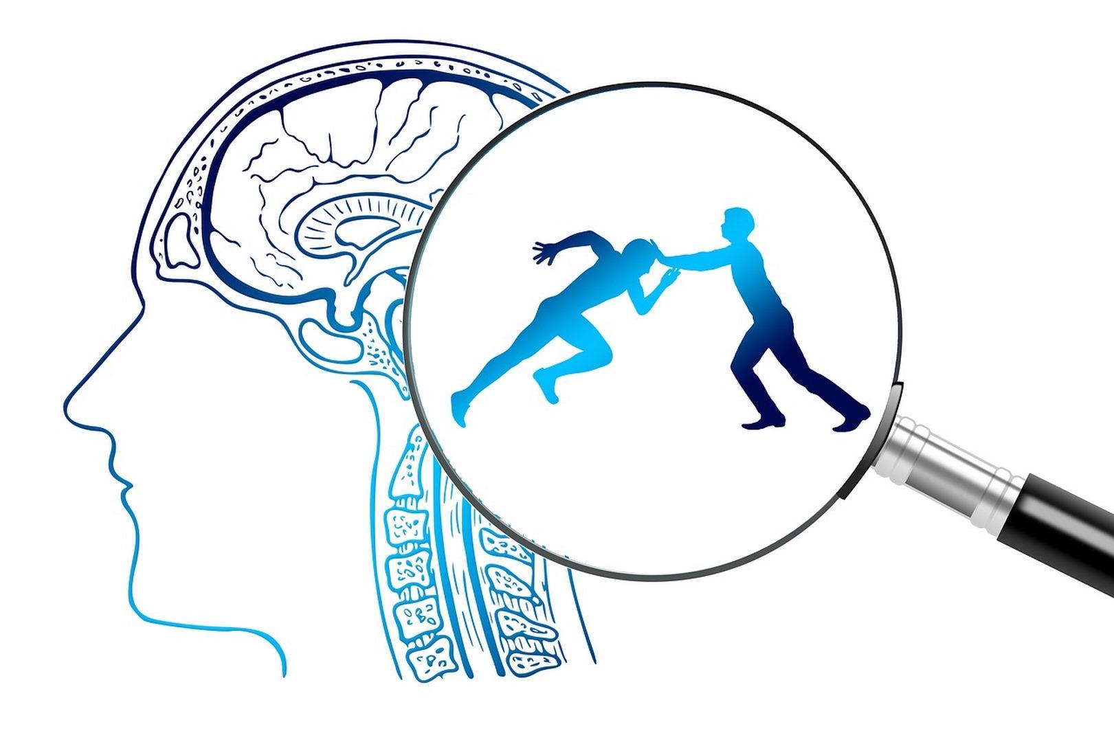 Identification au mental. Comment arrêter de penser négativement.
